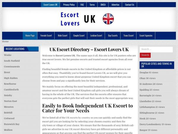 Escortlovers.co.uk