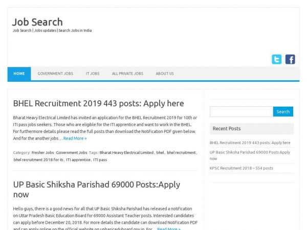 Searchjobs.co.in